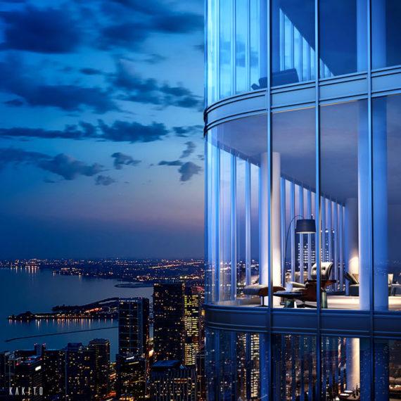 fotorealistyczne wizualizacje 3d budynków deweloperskich