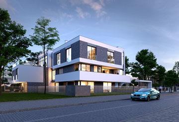 fotorealistyczne wizualizacje architektoniczne 3d