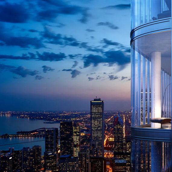 wizualizacje 3d architektoniczne apartamentowiec