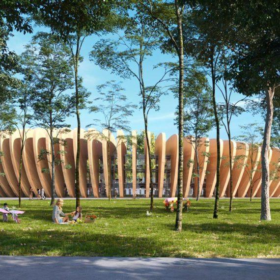 wizualizacje 3d budynków