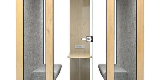 wizualizacje 3d produktów budka drewniana